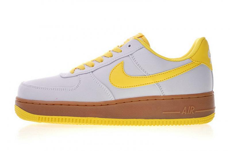 air force one femme jaune