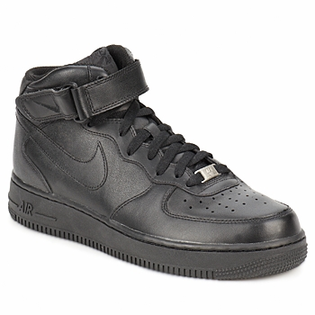 air force one nike noir