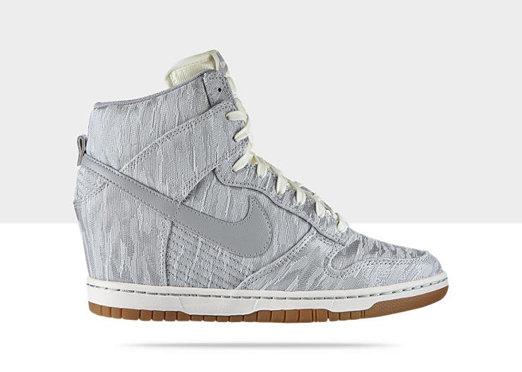 chaussure compensee femme nike